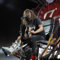 Foo Fighters Jammed With Blues Traveler's John Popper in Indiana